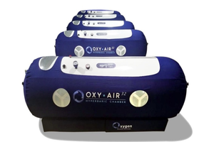 Hyperbaric oxygen chambers